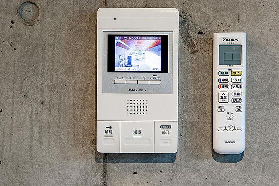 マンション(建物全部)-練馬区平和台2丁目 テレビモニター付インターホン