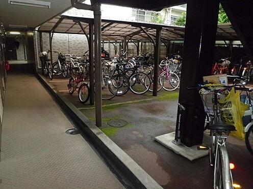 マンション(建物一部)-杉並区永福3丁目 駐輪場 バイク置場