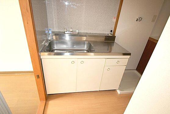 アパート-静岡市駿河区登呂4丁目 キッチン