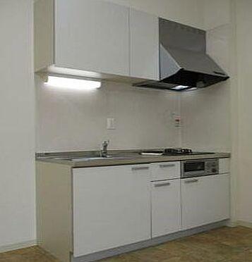 アパート-相模原市中央区共和4丁目 キッチン