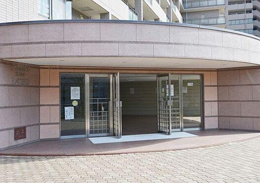 区分マンション-神戸市須磨区北落合6丁目 綺麗なアプローチ