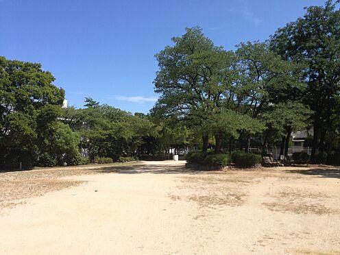中古一戸建て-尼崎市築地1丁目 【公園】大物公園まで1445m