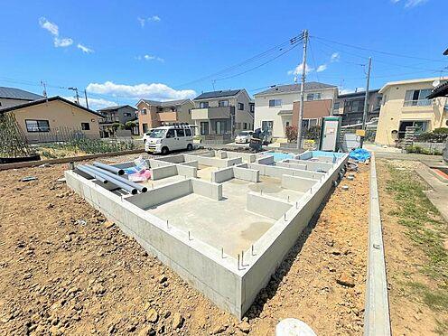 新築一戸建て-仙台市太白区袋原3丁目 外観