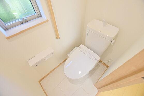 新築一戸建て-仙台市青葉区滝道 トイレ