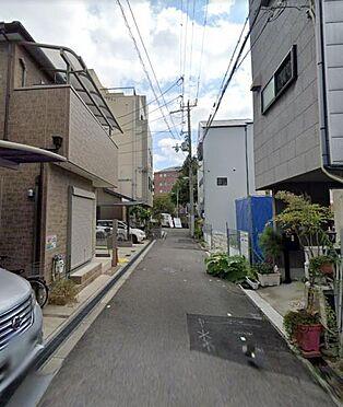 アパート-大阪市東成区中道2丁目 間取り