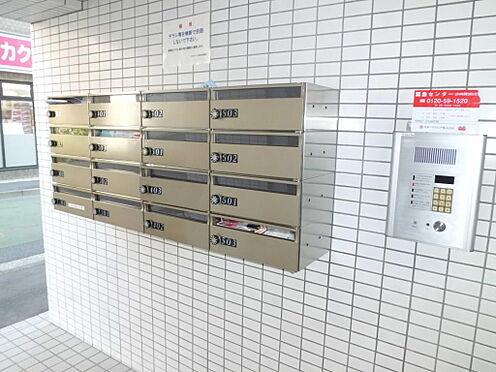 マンション(建物一部)-江東区亀戸7丁目 集合ポスト オートロック完備