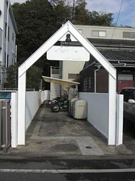 アパート-小金井市貫井南町4丁目 外観