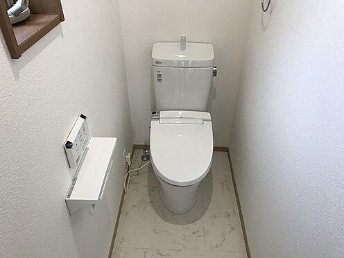 新築一戸建て-神戸市須磨区神撫町4丁目 トイレ