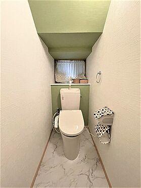 中古一戸建て-江東区潮見1丁目 1階トイレ