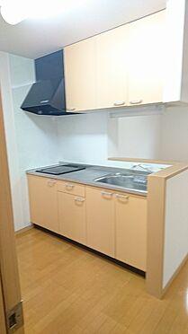 アパート-釧路市昭和中央3丁目 キッチン