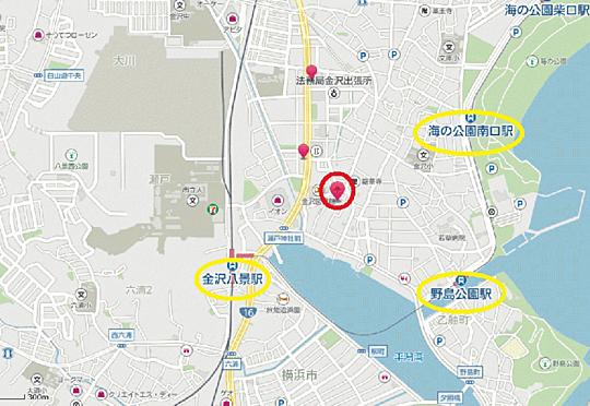 中古マンション-横浜市金沢区洲崎町 その他