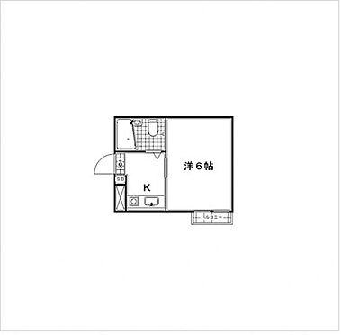 マンション(建物一部)-京都市東山区福稲御所ノ内町 間取り