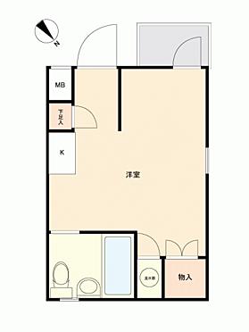 マンション(建物一部)-鶴ヶ島市富士見 間取り