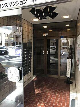 中古マンション-名古屋市中区栄3丁目 帰宅を迎えてくれるエントランス。