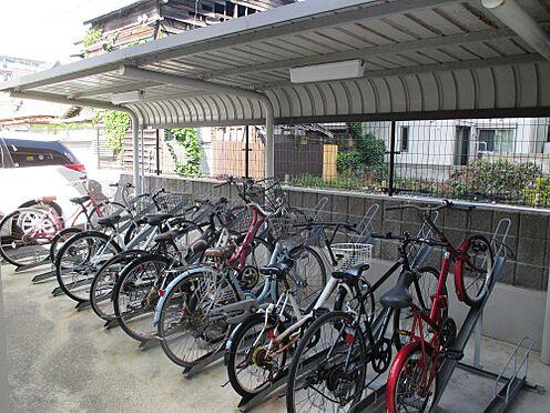 マンション(建物一部)-福岡市東区箱崎2丁目 自転車置き場