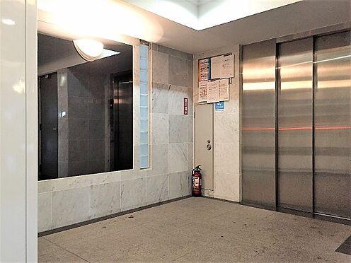 中古マンション-渋谷区東1丁目 1階エレベーターホール