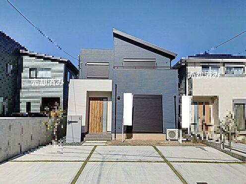 戸建賃貸-西尾市吉良町木田祐言 オール電化住宅で設備充実。環境に優しく住まう人にも優しい住宅。
