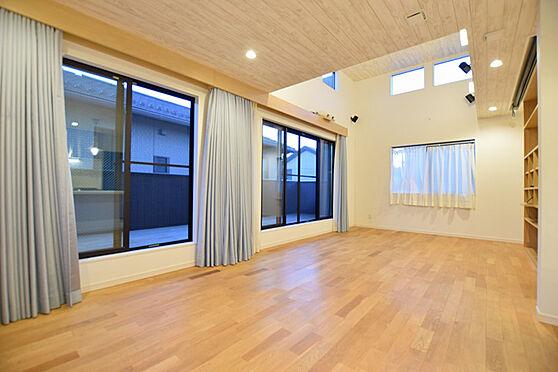 店舗付住宅(建物全部)-鎌倉市由比ガ浜1丁目 リビング・ダイニング