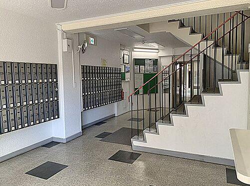 マンション(建物一部)-大阪市淀川区塚本2丁目 清潔感のあるロビー