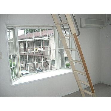 アパート-春日部市大枝 内装