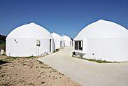 オーシャンビュー・旅館業取得済み・想定表面利回り約15%・新築のドーム型ハウス・民泊にいかがですか