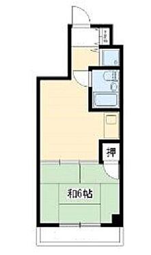 マンション(建物一部)-京都市下京区材木町 シンプルな1DKです