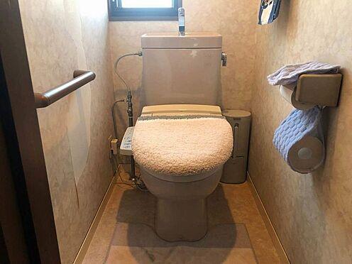 中古一戸建て-名古屋市名東区引山1丁目 トイレ 洗浄便座付きで快適
