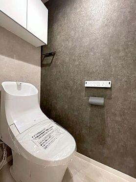 区分マンション-渋谷区神泉町 トイレ