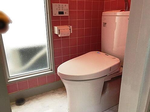 中古マンション-茨木市新郡山1丁目 トイレ