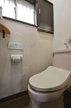 中古一戸建て-昭島市上川原町3丁目 トイレ