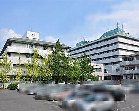 土地-桜井市大字阿部 済生会中和病院 徒歩 約6分(約450m)