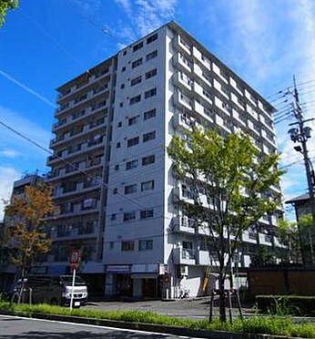 マンション(建物一部)-京都市中京区西ノ京南円町 落ち着いた印象の外観
