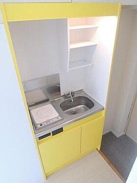 マンション(建物一部)-江東区亀戸2丁目 キッチン