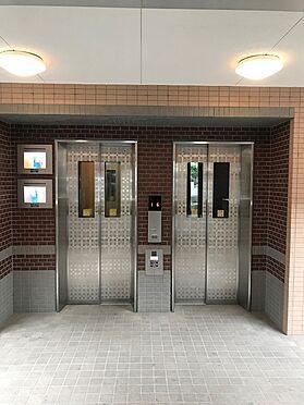 中古マンション-草加市瀬崎5丁目 エレベーター