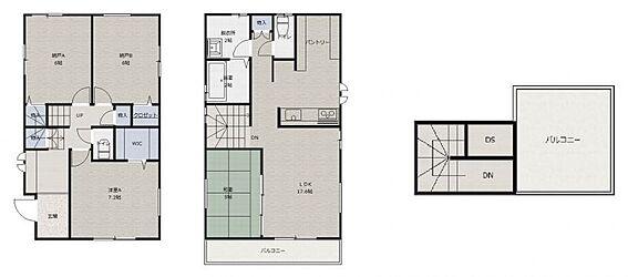中古一戸建て-名古屋市天白区植田東1丁目 4LDK+WIC+パントリー
