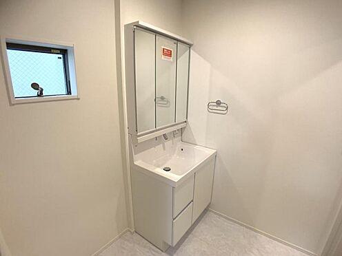 新築一戸建て-名古屋市中村区大正町3丁目 ※他現場での施工事例です。三面鏡付き。