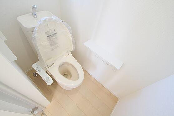 新築一戸建て-大崎市古川休塚字寺浦 トイレ