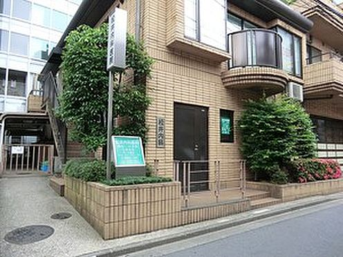 アパート-中野区東中野2丁目 松井内科医院