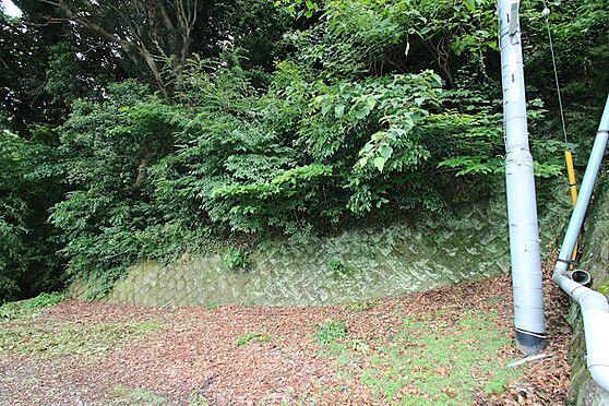 土地-熱海市伊豆山 平坦部は約200平米(約60坪)程度です。