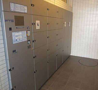 マンション(建物一部)-大阪市此花区島屋6丁目 宅配ボックス完備