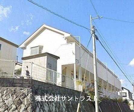 アパート-神戸市北区山田町下谷上字猪ころび 外観