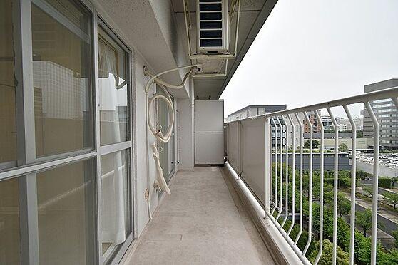中古マンション-江東区東陽2丁目 バルコニー