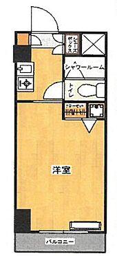 中古マンション-横浜市港南区上大岡西1丁目 間取り