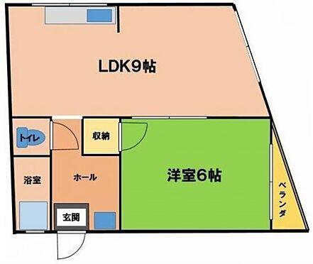 マンション(建物一部)-神戸市兵庫区石井町8丁目 人気の1LDKのお部屋