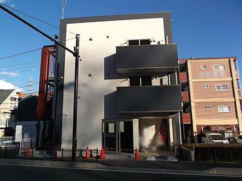 アパート-川崎市麻生区片平2丁目 外観