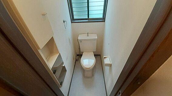 中古一戸建て-東松山市山崎町 トイレ