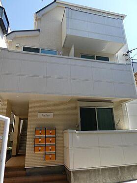 アパート-新宿区戸山1丁目 外観