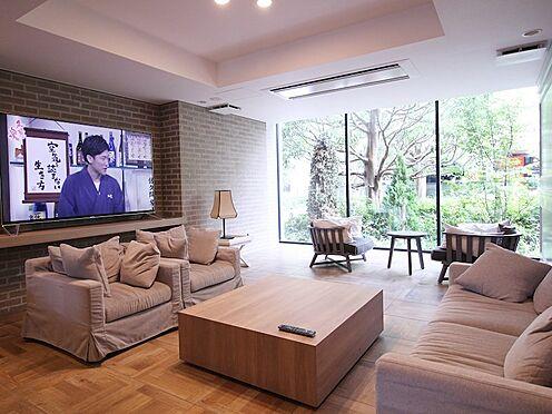 中古マンション-品川区勝島1丁目 タイムレスカフェのソファーです