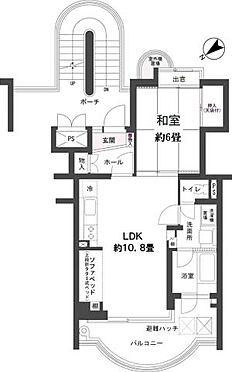 マンション(建物一部)-浜松市北区三ヶ日町大崎 間取り
