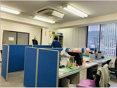 事務所(建物全部)-江東区深川1丁目 内装